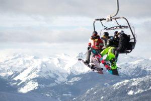 taxi Andorra cable lift